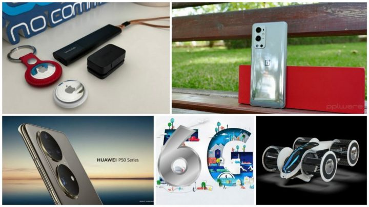 E os destaques tecnológicos da semana que passou foram... - OnePlus, Apple, 6G, iPhone