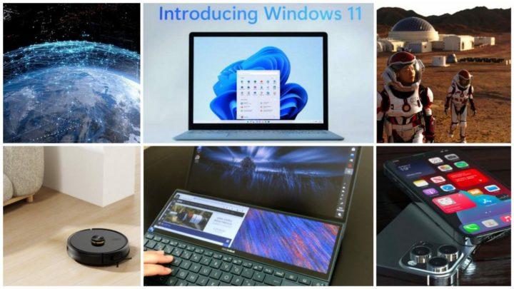 E os destaques tecnológicos da semana que passou foram... - Windows, Xiaomi, Asus