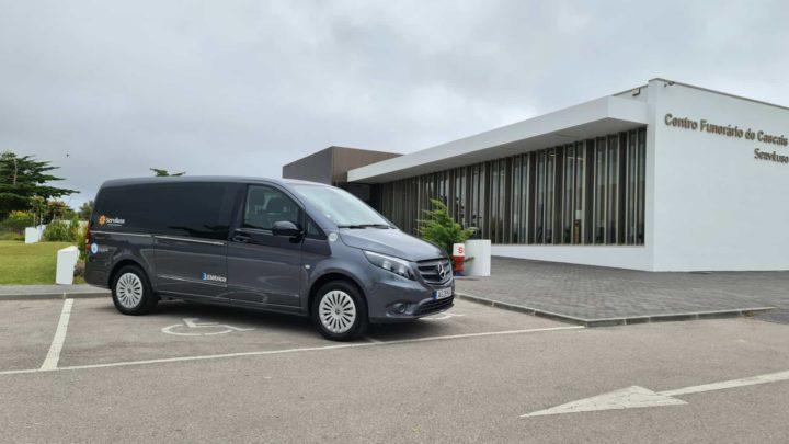 Llega a Portugal el primer reflector 100% eléctrico
