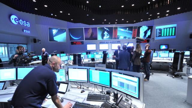 Imagem Agência Espacial Europeia (ESA)