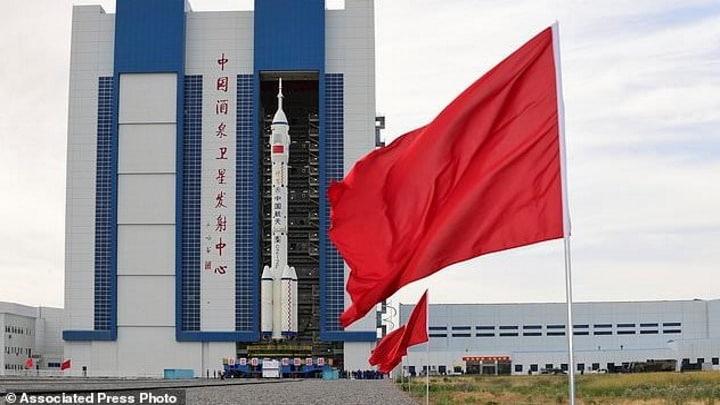Centro de lanzamiento de China
