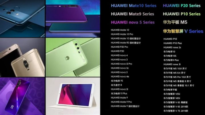 HarmonyOS da Huawei