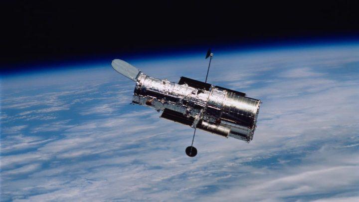 Imagem telescópio espacial Hubble da NASA