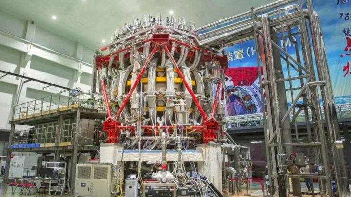 Imagem Experimental Advanced Superconducting Tokamak