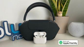 Imagem AirPods Pro e AirPods Max na Rede Encontrar da Apple
