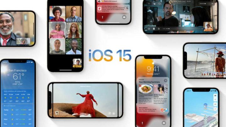 iOS 15 iPhone Apple novidades funcionalidades