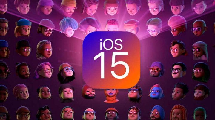 iPhone iOS 15 funcionalidades equipamentos Apple