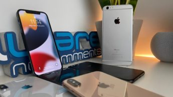 Imagem iPhone com suporte ao iOS 15