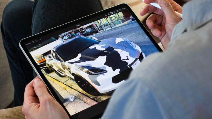 Imagem iPad Pro 12,9 polegadas