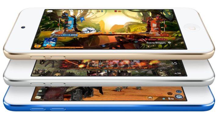 Imagem iPod touch de 7.ª geração