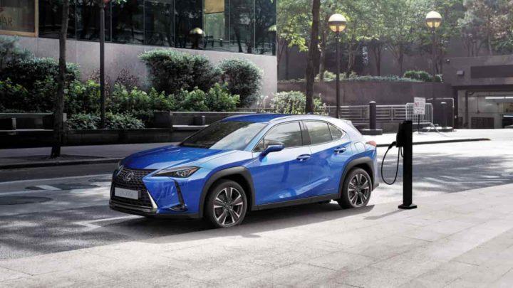 Lexus elétrico