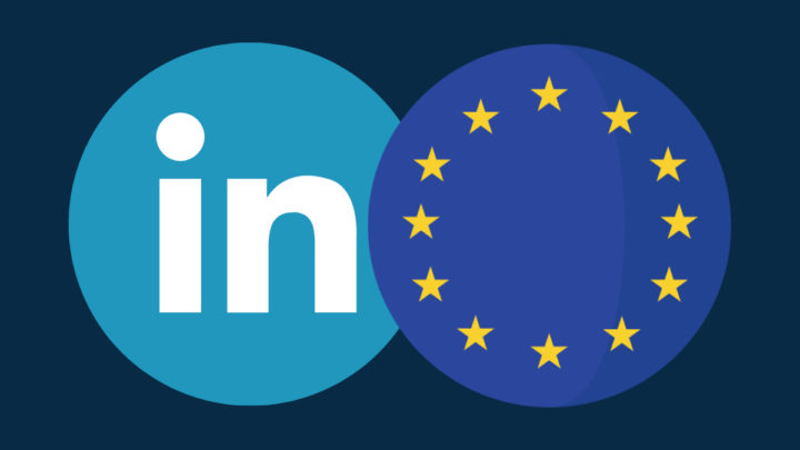 LinkedIn junta-se à União Europeia