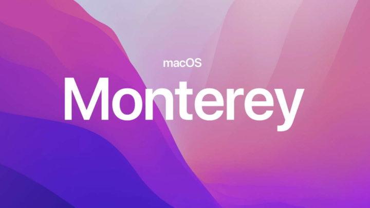 Apple macOS Monterey M1 Mac