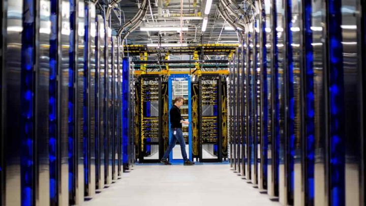 Centro de dados Microsoft