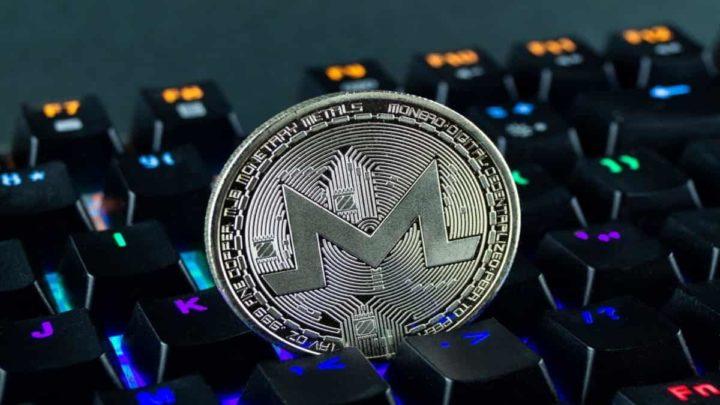 Imagem moeda Monero