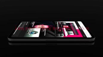 Imagens de comceito novo iPad mini 6.º geração