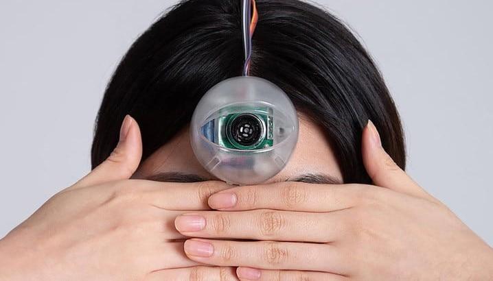 Olho robótico