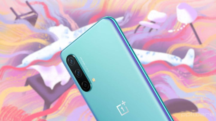 OnePlus Nord CE 5G smartphone