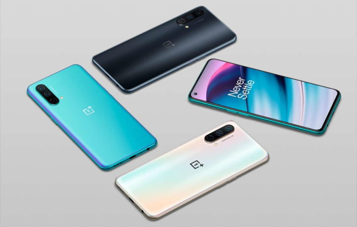 OnePlus Nord CE 5G smartphone hardware preço