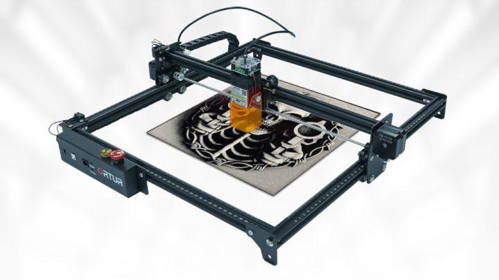 ORTUR lança Laser Master 2 Pro, uma gravadora a laser de alta precisão