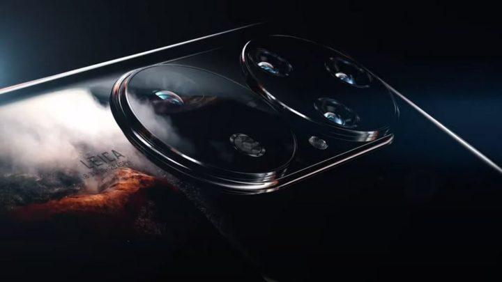 Huawei partilha a primeira foto captada pelo smartphone P50 Pro