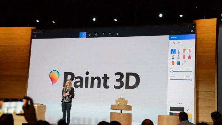 Paint 3D Microsoft Windows 10 falha segurança