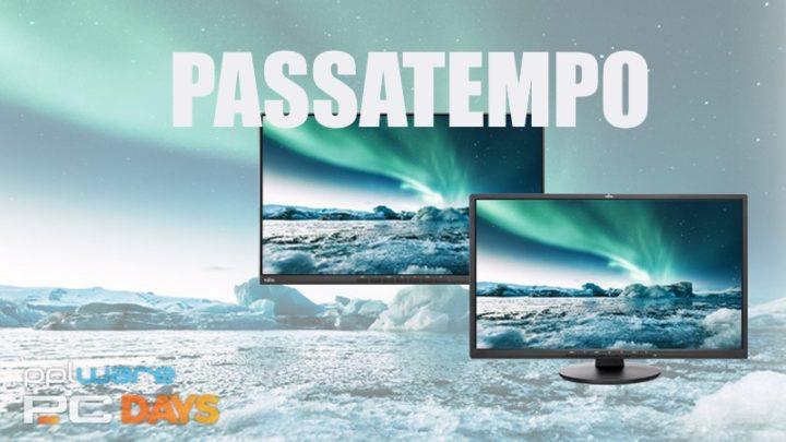 Passatempo: Ganhe um incrível Monitor Fujitsu E22-8 TS Pro de 21,5