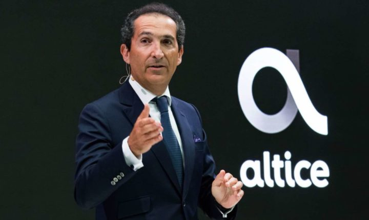 Altice comprou 12% da gigante das comunicações British Telecom