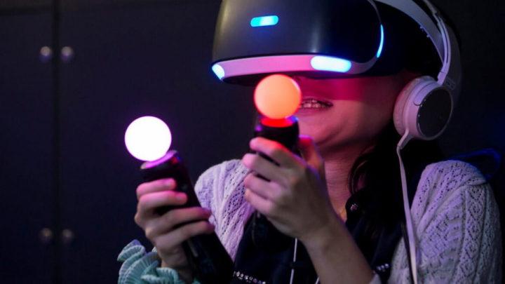 Realidade Virtual na PlayStation