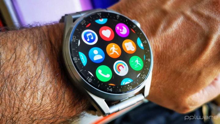 Huawei Watch 3 smartwatch novidade atualização