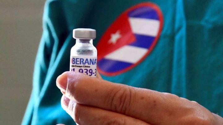 Cuba criou vacina contra a COVID-19! São necessárias três doses...