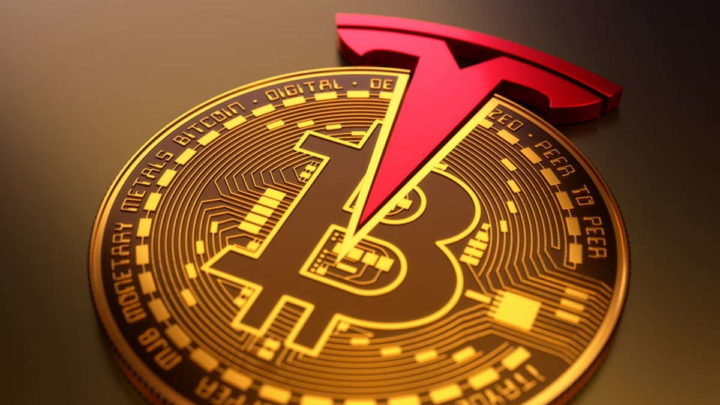 Elon Musk Tesla bitcoins tweet moedas