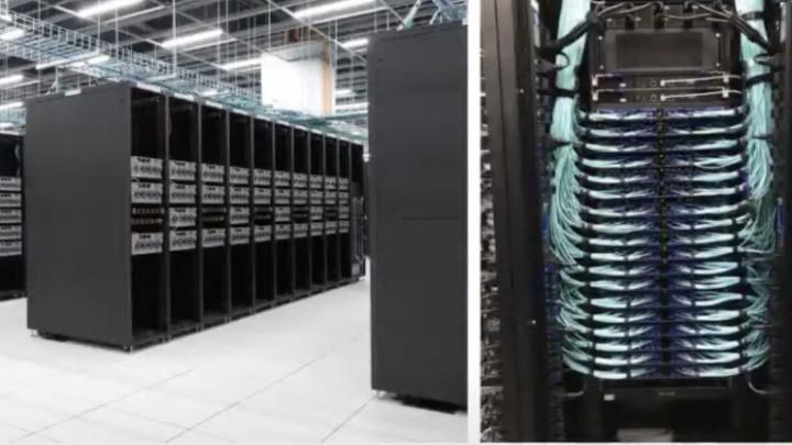 Supercomputador da Tesla
