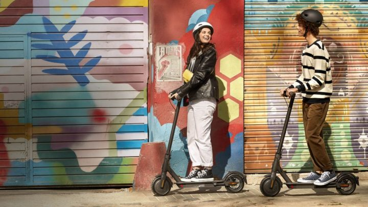 Sugestão: Trotinetes elétricas - para uma mobilidade mais acessível e ecológica