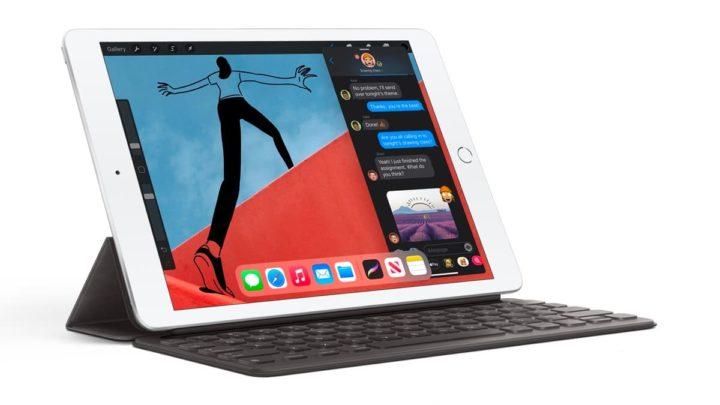 Imagem iPad de 8.ª geração da Apple