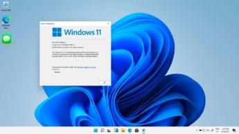 Imagem Windows 11 iMessage Apple