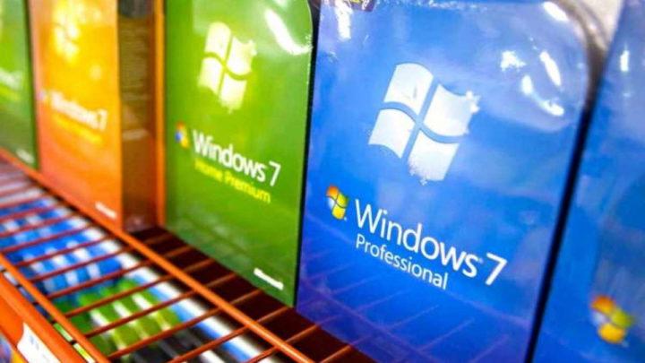 Windows 7 NVIDIA Microsoft drivers suporte