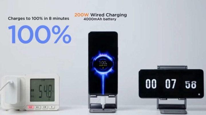 Xiaomi bateria carregamento ciclos smartphone