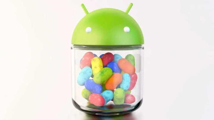 Android Jelly Bean Google Play Store apps