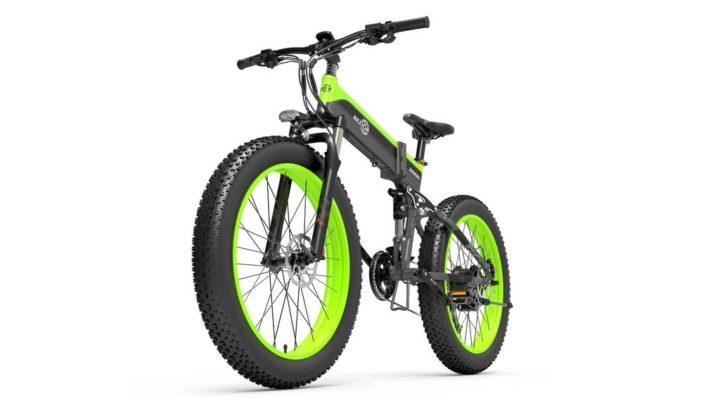 Procura uma nova bicicleta de montanha? Opte por uma elétrica como a Bezior X1000
