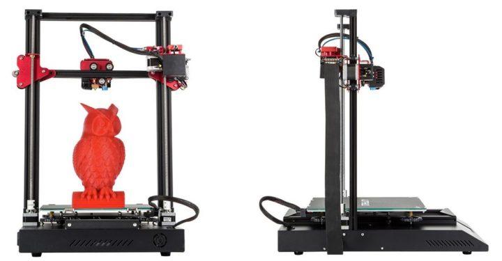 Liberte a sua imaginação com uma impressora 3D