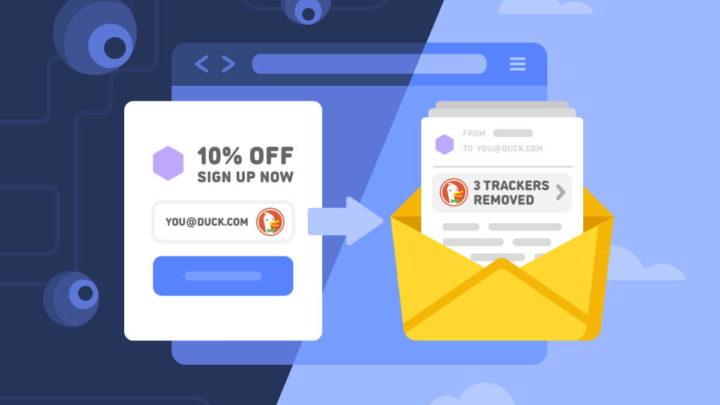 DuckDuckGo email segurança privacidade serviço
