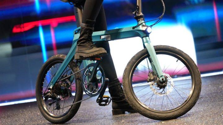 Fiido X chega e redefine o design das bicicletas elétricas