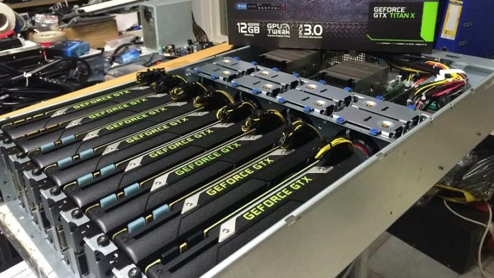 Mineradores aldrabam LHR da Nvidia e mineram duas criptomoedas ao mesmo tempo