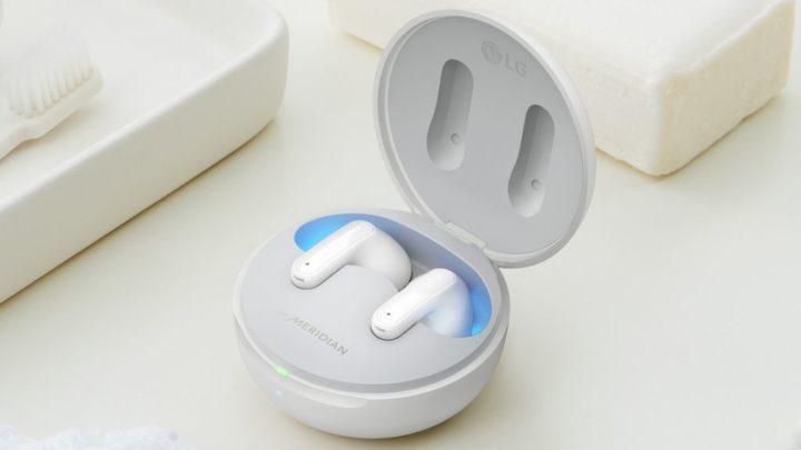 LG TONE - os novos earbuds da LG