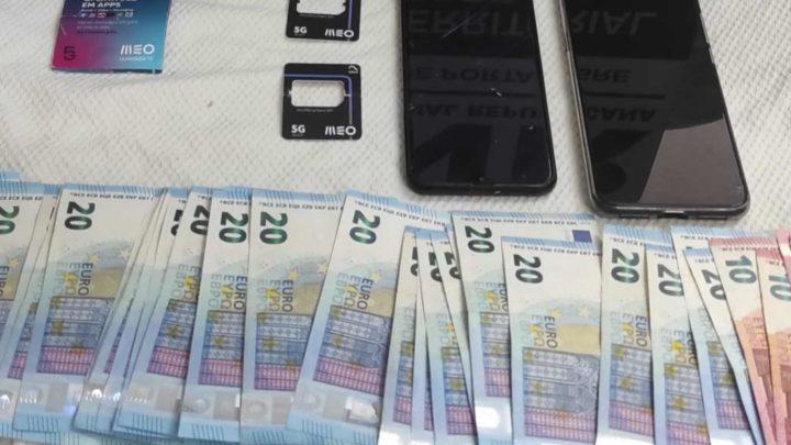 MB WAY: Dois homens detidos por suspeita de burla