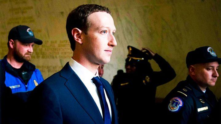 Mark Zuckerberg do Facebook