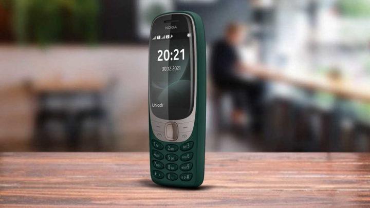 Nokia 6310 clássico smartphone nostalgia
