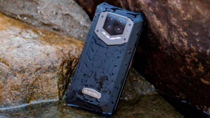 Oukitel WP15 - um rugged phone com uma gigante bateria de 15600 mAh
