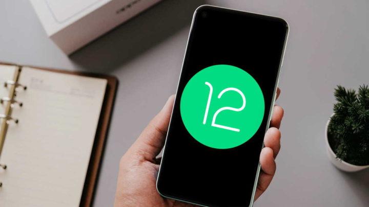 Android 12 Google emergência smartphones números